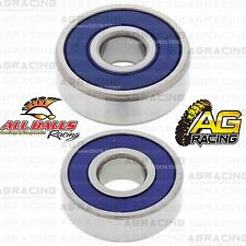All Balls Front Wheel Bearings Bearing Kit For Kawasaki KX 125 1980 80 Motocross