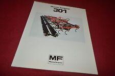 Massey Ferguson 301 Field Cultivator Dealers Brochure YABE10