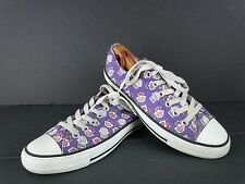 Women's Converse All-Star Chuck Taylor Purple Fashion Sneakers Size 8