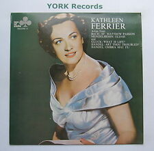 KATHLEEN FERRIER - A Recital Of Arias - Ex Con LP Record Ace Of Clubs ACL 308