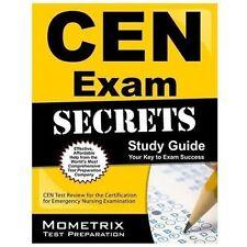 CEN Exam Secrets Study Guide : CEN Test Review for the Certification for...