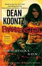 DEAN KOONTZ'S FRANKENSTEIN ~ PRODIGAL SON ~ GRAPHIC NOVEL