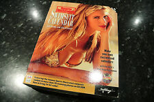 VINTAGE Sports Illustrated Swimsuit Designer del calendario per APPLE MAC OS9 OS8 ETC