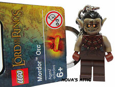 LEGO lord of the rings mordor porte-clés figurine new