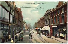 P.C Station Street Burton On Trent Staffordshire Mint Condition Pub Boots
