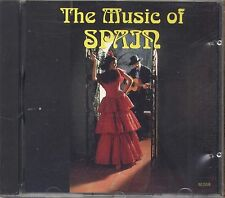 The music of Spain - CD NEAR MINT CONDITION