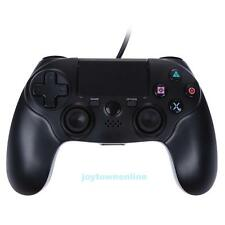 Wired Game Controller Dual Vibration 6 Axies USB Gamepad for Playstation 4 PS4