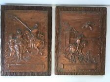 Copper Art Hammered Authentic, Hand Crafted in Spain Wall Decor