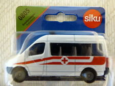 Siku Mercedes Sprinter  Ambulance Bus  - Austria REF:0805