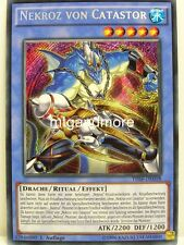 YU-GI-OH - 1x nekroz di Catastor-thsf-The Secret Forces-SECRET RARE