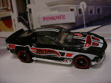 2015 Hot Wheels BLVD BRUISER☆Black; Red 10☆Loose☆Multi Pack Design Exclusive?