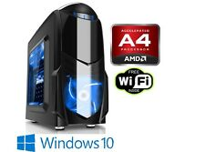 Ultimate PC Trident X-FAST 3.2GHz Dual Core 2TB 8GB Computadora De Escritorio