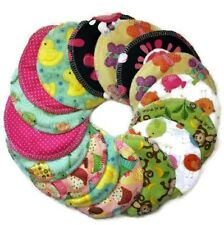 16 Nursing Pads, Reusable, Washable & Leakproof-Set Of 8 Pairs