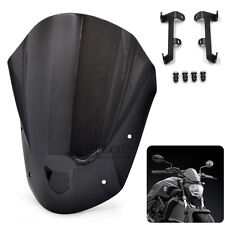 ABS Motorcycle Windshield WindScreen For Yamaha MT09 2013-2016 FZ09 2013-2016