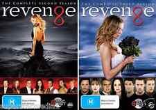Revenge COMPLETE Season 2 & 3 : NEW DVD