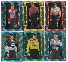 01 Optima G-FORCE Complete 27 card set! BV$25!!! Gordon, Dale Jr, Stewart.