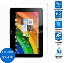 "Tempered Glass Screen Protector For Acer Iconia One 10 B3-A10 Tablet 10"" Inch"