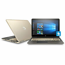 "HP PAVILLION 15 CORE I5 6TH GEN 8GB 1TB 15.6""TOUCH SCREEN WIN 10 4GB GRAPHICS"