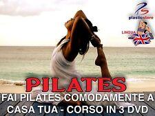 Corso Di Pilates (3 DVD)