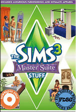 The Sims 3 Master Suite Stuff (Mac&PC, 2012) Origin Download Region Free