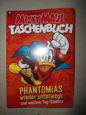 XXXX  Micky Maus Taschenbuch Nr. 3 , Phantomias wieder unterwegs