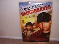 BEER FOR MY HORSES movie poster Toby Keith