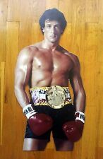 Sylvester Stallone Display STANDEE NEW Rocky Balboa Expendables 3 Rambo Cobra