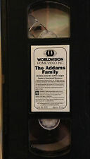 Addams Family V. 2 (VHS) 2 complete series episodes from 1964: TAPE ONLY; NO BOX