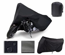 "Motorcycle Cover CRUISER Bike Cover 102""L 46""W 62""H TOP OF THE LINE"