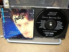 PHILLIP OFFICER Fancy Meeting You autograph CD cabaret Yip Harburg show-tunes