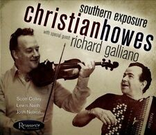 Southern Exposure [Digipak] by Christian Howes (CD, Jan-2013, Resonance)
