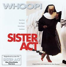 SISTER ACT - MUSIC FROM THE ORIGINAL MOTION PICTURE SOUNDTRACK / CD