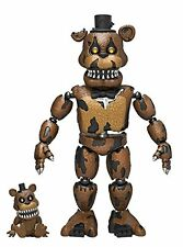 "Funko 5"" articolato cinque NOTTI AL FREDDY'S - Nightmare Freddy Action Figure"