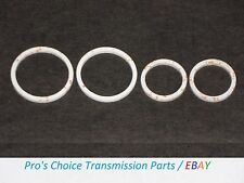 Input / Turbine Shaft Sealing Ring Kit---Fits All GM 4L80E / 4L85E Transmissions