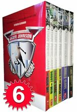 Jamie Johnson Football Series 6 Books Collection Set Pack Dan Freedman