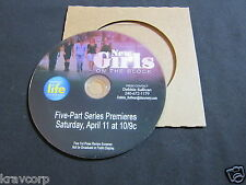 NEW GIRLS ON THE BLOCK—2015 PROMO DVD—DISCOVERY LIFE CHANNEL