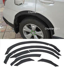 Fender Flare Kit Wheel Arch Cover Trim For 2013-2015 Subaru Forester 10pcs