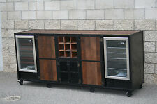 Beverage Cabinet, Liquor Cabinet, Refrigerator Unit, Bar, Wine Cooler, Cabinet