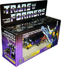 Transformers Insecticon: Shrapnel - Vintage G1 1985 - New MISB AFA IT!!