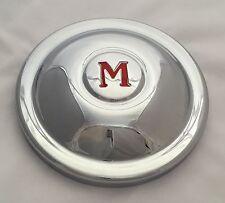 Morris 8 h.p Series E - Minor Series MM & Series 2 Stamped Chrome Hub Cap.