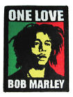 BOB MARLEY - One Love Patch Woven - NEW