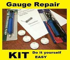 GM Instrument gauge cluster repair kit rebuild x27 168 x25  Speedometer