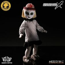 Living Dead Dolls PURDY Resurrection X 10 Ghostly White VARIANT Doll Limited