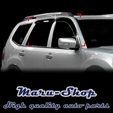 Smoke Door Window Vent Visor Deflector for 09~ Kia Borrego/Mohave