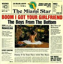 Boys from the Bottom: Boom I Got Your Girlfriend  Audio Cassette