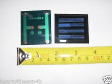 2V-50 mA. Mini Solar Panel   epoxy encapsulated virtually indestructible .1watt