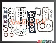 1998-99 Toyota 1.8L 1ZZFE Engine Full Gasket Set 1ZZ-FE motor w/ oil pan gasket