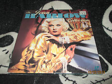 The Jean Harlow Collection NEW SEALED 4 films Laserdisc Bombshell Reckless
