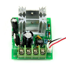 Hot PWM DC 6V/12/24V 10A Pulse Width Modulator Motor Speed Control Switch Nl