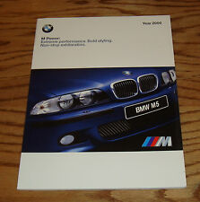 Original 2000 BMW M Power Deluxe Sales Brochure 00 Roadster M3 M5
